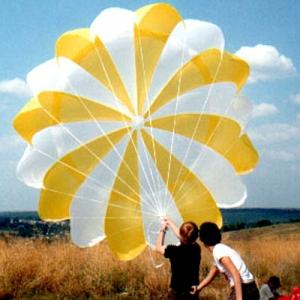 Запасной парашют ОК 34, 38